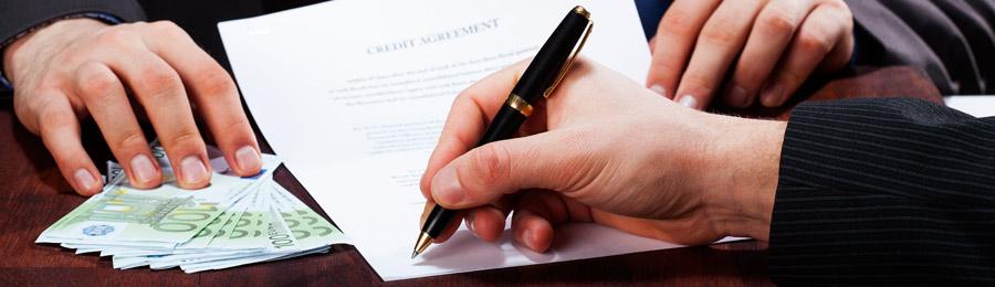 Заявка на кредит под залог недвижимости